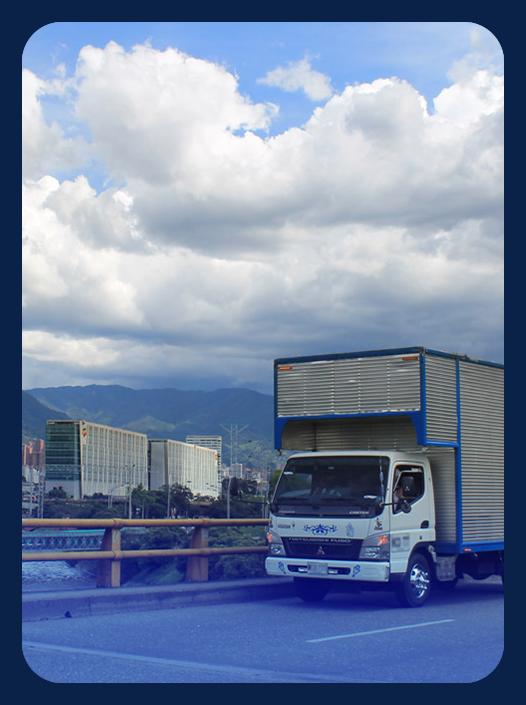 Mudanzas Medellín